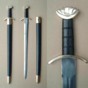 The Godfred Viking Sword & Sheath